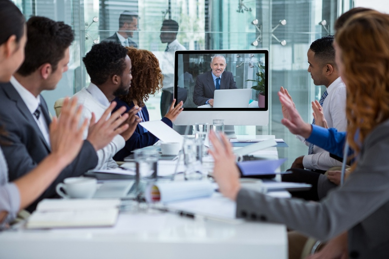What could video conferencing bring to your business?