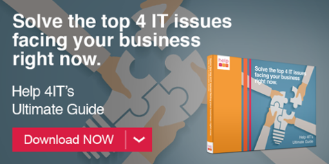 Solve the top 4 IT issues