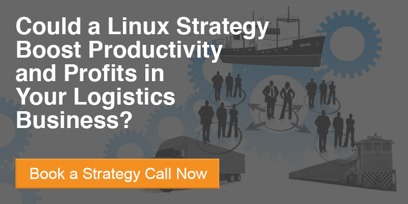 Expert Linux Support for Logistics Companies